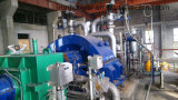 Back Pressure Steam Turbine Power Plant