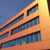Chameleon Color Green Material Aluminum Composite Panels