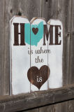 French Home Decor Wholesale Picket Fence Rustic Decor Ohio State Sign