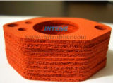 Silicone Sponge Gasket, Silicone Foam Gasket Made with Close Cell Silicone Sponge