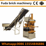 Full Automatic Interlock Block Machinery Clay Brick Machine