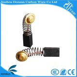 Donsun High Quality Free Sample Mini Household Carbon Brush for Juicer Machine Motor