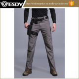 Green Men′s City Daily Tactical Casual Hiking Camping Leisure Pants