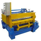 Automatic Taper Sheet Metal Plate Shearing Cutting Machine From Helen 3#