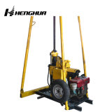 Light Duty Portable Drilling Rig Machine 200m Rock Drill Machine Best Sale