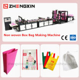 Gift Bag Non Woven Box Bag Making Machine (ZXL-C700)