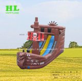 Cute Inflatable Pirate Boat Can Be Customized for Children