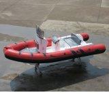 Aqualand 17feet 5.2m Rigid Inflatable Rib Motor Boat (rib520d)