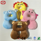 Head Support Cushion Baby Soft Cute Plush Neck Pillow