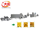 Core Filling Inflating Rice Cereal Puffs Snack Food Machinery