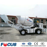 Self-loading Truck Mixer