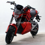 2000W Big Power Tubeless Tyres Street Racing Electric Motorcycle