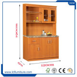 Factory Direct PVC Printed Wooden MDF Kitchen Cabinet