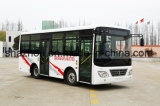 Long Wheelbase Inter Rhd City Bus Right Hand Drive 7.3 Meter Dongfeng Chassis