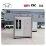 Portable Prefabricated Customized Container House 20FT Sentry Box