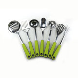 Four Pieces Kitchen Utensils Cheap Stainless Steel Cooking Tools