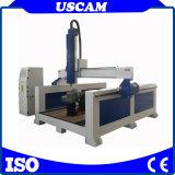 Full Automatic 3D Foam Cutting Machine CNC Router Machine 3 Axis Sculpture Wood Carving