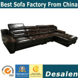 Best Quality Wholesale Price Living Room Furniture Genuine Leather Chair (A78)