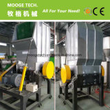 Waste plastic PP PE jumbo bag recycled crusher