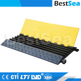 Factory Price Rubber Road Ramps Folding Floor Cable Protection