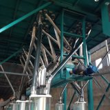 5-500t/24h Fully Automatic Maize Flour Mill Machine