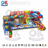 Wholesale Playground with Tube Slide Trampoline Indoor Playground for Kids