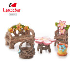 Newest Wholesale Resin Fairy Garden Miniature Kit, Miniature Garden Accessories