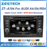 Car DVD Player for Audi A4 S4 RS4 2002-2010 with GPS Navigation