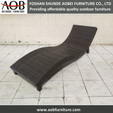 Outdoor Daybed Garden Furniture Wicker Poolside Sun Lounger PE Rattan Sunbed