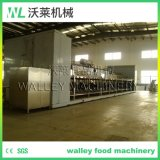 China IQF Fluidized Bed Tunnel Freezer for Fruit and Vegetable