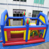 Commercial Inflatable Children Playground Bouncer Slide