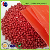 Red Color Masterbatch with ABS/ GPPS/HIPS/PC Granules Carrier