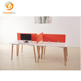 Office Desk Sound Barrier Panel Acoustic Screen