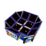 Fun Multifunctional Indoor Trampoline with Competitive Price