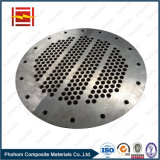 Refrigeration Factory a Shell and Tube Type Sea Water Titanium Evaporator Condenser Corrosion Resistant Heat Exchanger Price