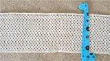 Wide Thick Cotton Crochet Lace for Home Textiles