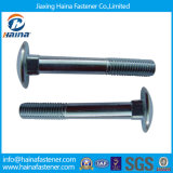 Galvanized ASTM A307 Grade a Carriage Bolt (ANSI 18.5)