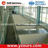 Best Quality Powder Coating Line with Tank Leaching Pretreatment