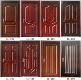New Design Wood Veneer HDF Door Skin Price