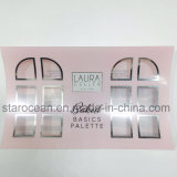 Outside Plastic Package with Pink Print and Eye Shadow Tray