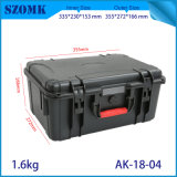 Portable Electrical Truck Brushed Plastic Toolbox