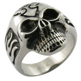Biker Ring Stainless Steel Jewelry Ring