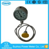 4′′ 100mm All Stainless Steel Capillary Diaphragm Pressure Gauge