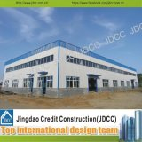 Light Steel Structure, Insulation, Durable Building/Workshop/Warehouse for Sale
