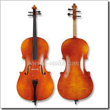 Professional High Quality Entry-Leverl Flamed Advanced Cello (CH100D)
