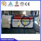 hydraulic four roller plate rolling machine W12S-12X3200