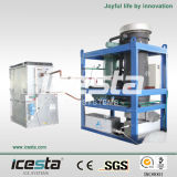 Tube Ice Maker with Package System