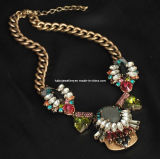 Shourouk Style Fashion Necklace/Fashion Jewelry (XJW13189)