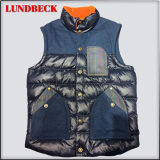New Arrived Men's Vest Jacket with Competitive Price