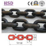 High Hardness Welded Round Fishing Link Chain